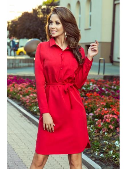 sukienki koszulowe